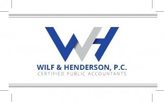 Wilf & Henderson, P. C. - Home